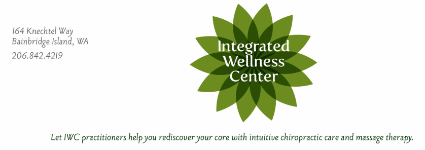 Bainbridge Island Chiropractors - Integrated Wellness Center - Chiropractor
